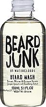 Perfumería y cosmética Champú para barba con extracto de enebro - Waterclouds Beard Junk Beard Wash