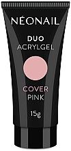 Perfumería y cosmética Gel acrílico para uñas, 15 g - NeoNail Professional Duo Acrylgel