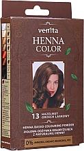 Perfumería y cosmética Tinte en polvo a base de henna - Venita Henna Color
