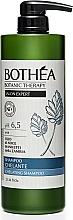 Perfumería y cosmética Champú quelante con Omega 6 y vitamina E - Bothea Botanic Therapy Chelating Shampoo pH 6.5