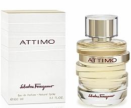 Perfumería y cosmética Salvatore Ferragamo Attimo - Eau de parfum