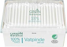 Perfumería y cosmética Bastoncillos de algodón para niños, 200 uds. - Gron Balance