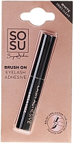 Perfumería y cosmética Pegamento para pestañas postizas con pincel - Sosu by SJ Lash Adhesive