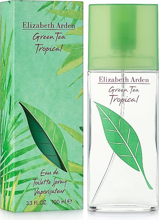 Elizabeth Arden Green Tea Tropical - Eau de toilette — imagen N2