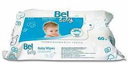 Perfumería y cosmética Toallitas húmedas para pieles sensibles - Bel Baby Wipes