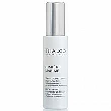 Perfumería y cosmética Sérum corrector iluminador con extracto de algas y ácido hialurónico - Thalgo Lumiere Marine Brightening Correcting Serum