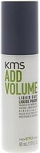 Perfumería y cosmética Polvo de cabello líquido para volumen - KMS California Addvolume Liquid Dust