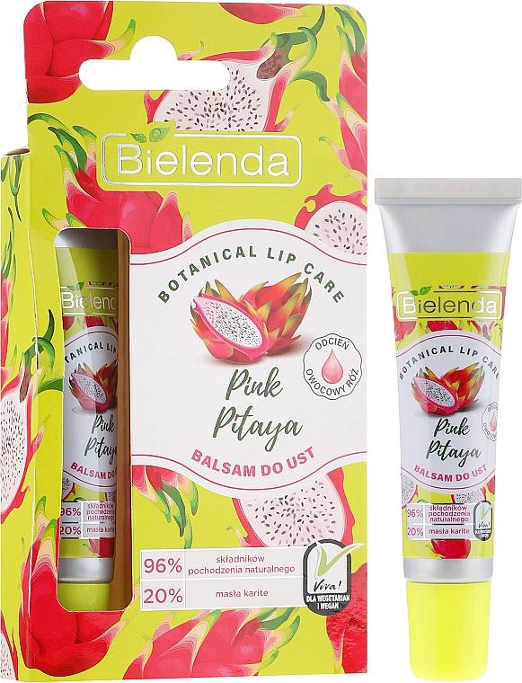 Bálsamo labial con pitaya - Bielenda Balsam Do Ust