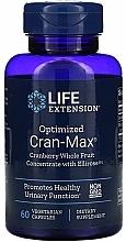 Perfumería y cosmética Complemento alimenticio en cápsulas de concentrado de arándano e hibisco - Life Extension Optimized Cran-Max