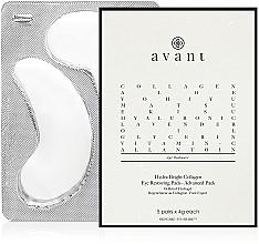 Perfumería y cosmética Parches de colágeno para contorno de ojos - Avant Advanced Pack-Hydra-Bright Collagen Eye Restoring Pads