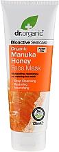 Perfumería y cosmética Mascarilla facial con miel orgánica de manuka - Dr. Organic Bioactive Skincare Organic Manuka Honey Face Mask