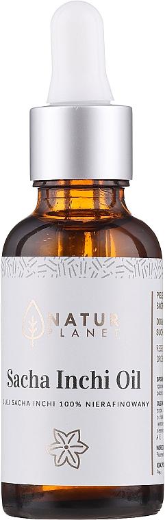 Aceite de Inca Inchi 100% natural - Natur Planet Inca Inchi Oil 100% — imagen N1
