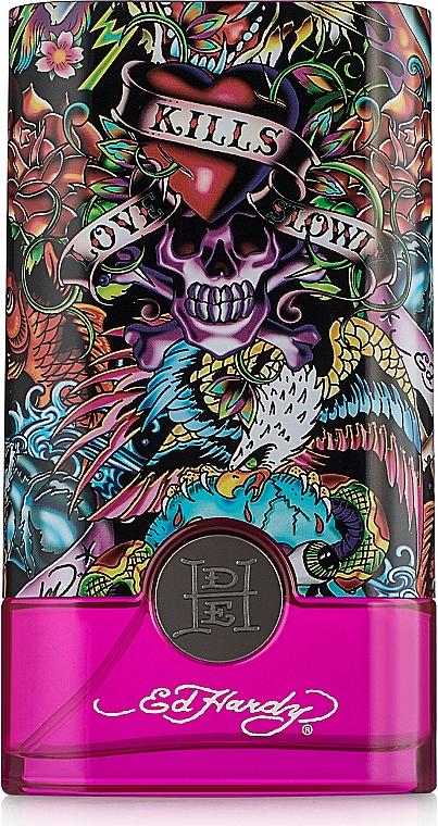 Christian Audigier Ed Hardy Hearts & Daggers for Her - Eau de parfum — imagen N1