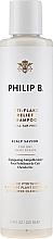 Perfumería y cosmética Champú calmante con extracto de aloe vera, salvia & camomila - Philip B AntiFlake II Relief Shampoo