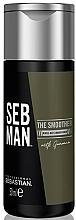 Perfumería y cosmética Acondicionador hidratante con extracto de guaraná - Sebastian Professional Seb Man The Smoother
