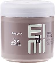 Perfumería y cosmética Pasta texturizante para cabello con cera carnauba de fijación ligera - Wella Professionals EIMI Bold Move Matte Texturising Paste