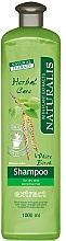Perfumería y cosmética Champú natural con extracto de abedul blanco - Naturalis Herbal Care White Birch Shampoo