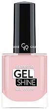 Perfumería y cosmética Esmalte de uñas efecto gel - Golden Rose Extreme Gel Shine Nail Color