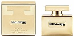 Perfumería y cosmética Dolce & Gabbana The One Gold Limited Edition - Eau de parfum