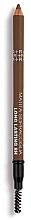 Perfumería y cosmética Lápiz de cejas, larga duración - Rougj+ Glamtech 8H Long-Lasting Brow Pencil