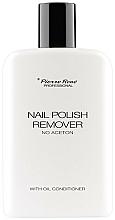 Perfumería y cosmética Quitaesmalte sin acetona - Pierre Rene Nail Polish Remover With Oil Conditioner