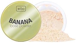 Perfumería y cosmética Polvo suelto de maquillaje de plátano - Wibo Banana Loose Powder