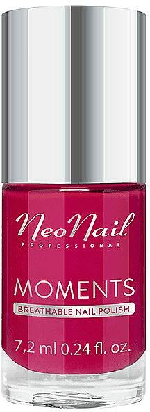 Esmalte de uñas - NeoNail Professional Moments Breathable Nail Polish