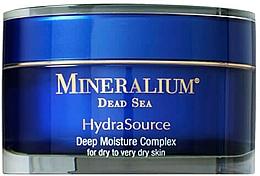 Perfumería y cosmética Crema facial con extractos minerales del Mar Muerto - Mineralium Hydra Source Deep Moisture Complex