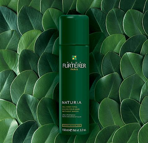 Champú seco con arcilla - Rene Furterer Naturia Dry Shampoo  — imagen N5