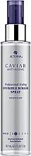 Perfumería y cosmética Spray moldeador de cabello antiedad con extracto de caviar - Alterna Caviar Anti Aging Professional Styling Invisible Roller Spray