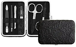Perfumería y cosmética Kit de manicura, 6 piezas - DuKaS Premium Line PL 126CKR