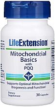 Perfumería y cosmética Complemento alimenticio en cápsulas de apoyo a la función mitocondrial - Life Extension Mitochondrial Basics