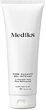 Perfumería y cosmética Gel facial limpiador de poros con ácido mandélico - Medik8 Pore Cleanse Gel Intense