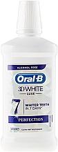 Perfumería y cosmética Enjuague bucal - Oral-b 3D White Luxe Perfection