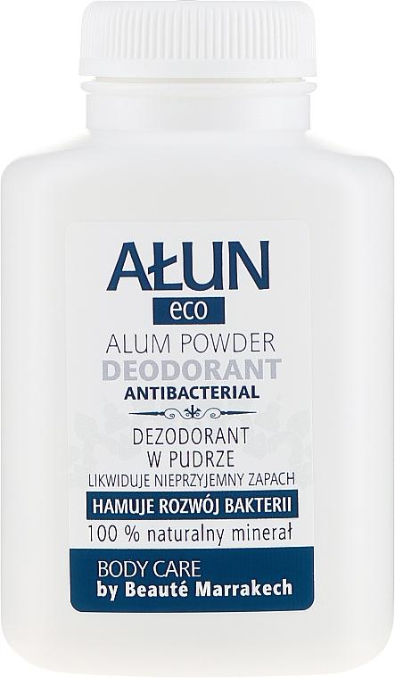 Desodorante en polvo de potasio - Beaute Marrakech Argan Black Liquid Soap