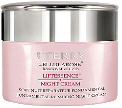 Perfumería y cosmética Crema facial reparadora, rosas con células nativas - By Terry Cellularose Liftessence Night Cream