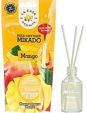 Perfumería y cosmética Ambientador Mikado, mango - La Casa de Los Aromas Mikado Reed Diffuser