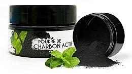 Perfumería y cosmética Polvo blanqueador dental de carbón activado con sabor a menta - Keeth Mint-flavoured Activated Charcoal Bleaching Powder