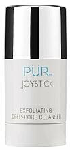 Perfumería y cosmética Limpiador facial exfoliante en barra con arcilla de lava de Marruecos y carbón - PUR Joystick Exfoliating Deep Cleanser