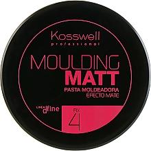 Perfumería y cosmética Pasta moldeadora para cabello con acabado mate - Kosswell Professional Dfine Moulding Matt 4