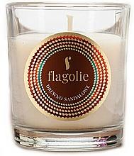 Perfumería y cosmética Vela perfumada, aroma a sándalo - Flagolie Fragranced Candle Sandalwood
