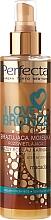 Perfumería y cosmética Spray bronceador con aceite de macadamia - Perfecta I Love Bronze Spray Mist