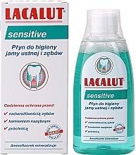 """Perfumería y cosmética Enjuague bucal """"Lacalut Sensitive"""" - Lacalut Sensitive"""