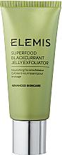 Perfumería y cosmética Gel facial exfoliante con extracto de frutas - Elemis Superfood Blackcurrant Jelly Exfoliator Advanced Skincare