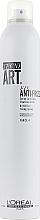 Perfumería y cosmética Spray antiencrespamiento con fijación fuerte - L'Oreal Professionnel Tecni.art Fix Anti-Frizz Force 4 Strong-Hold