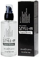 Perfumería y cosmética Fluido abrillantador y laminante de cabello - Inebrya Style-In Crystal Beauty