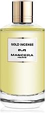 Perfumería y cosmética Mancera Gold Incense - Eau de parfum