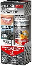 Perfumería y cosmética Polvo dental blanqueador con arcilla negra - Fito Cosmetic recetas populares