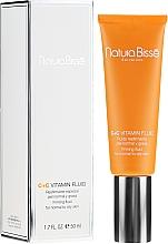Perfumería y cosmética Emulsión facial con vitamina C para pieles normales y grasas, SPF10 - Natura Bisse C+C Vitamin Fluid SPF 10