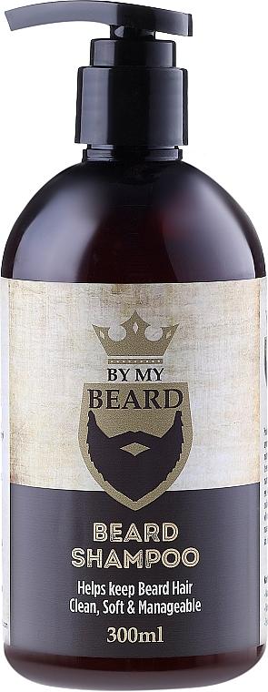 Champú para barba con aceite de árbol de té - By My Beard Beard Care Shampoo